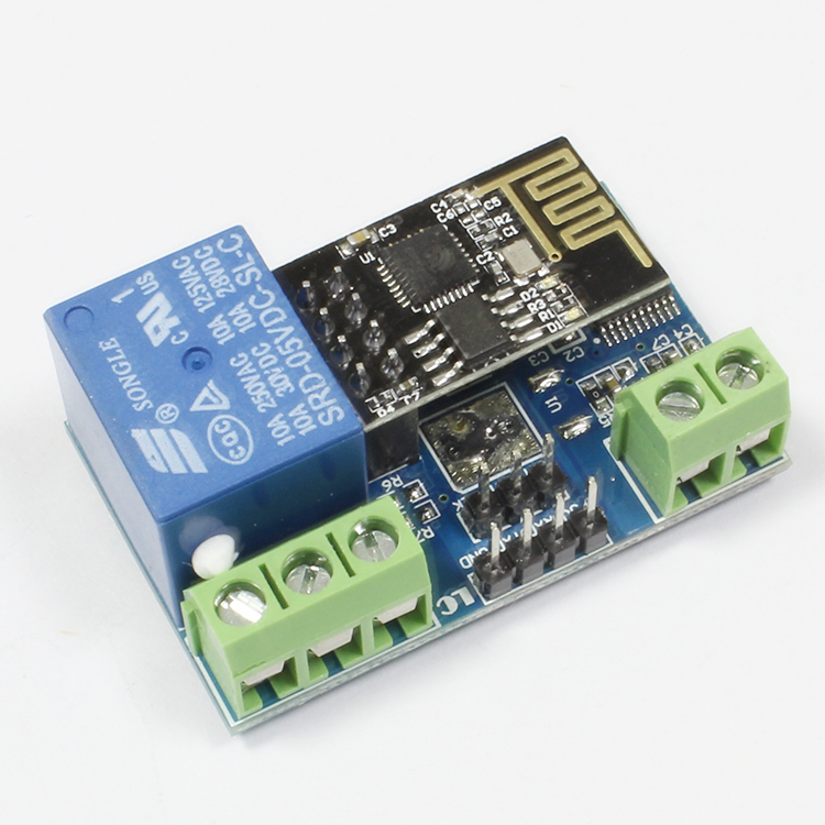 ESP8266 5V WIFI Relay Module TOI APP Control For Smart Home Automation System