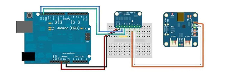 ADS1115 16 Bit 16 Byte 4 Channel I2C IIC Analog-to-Digital ADC PGA Converter
