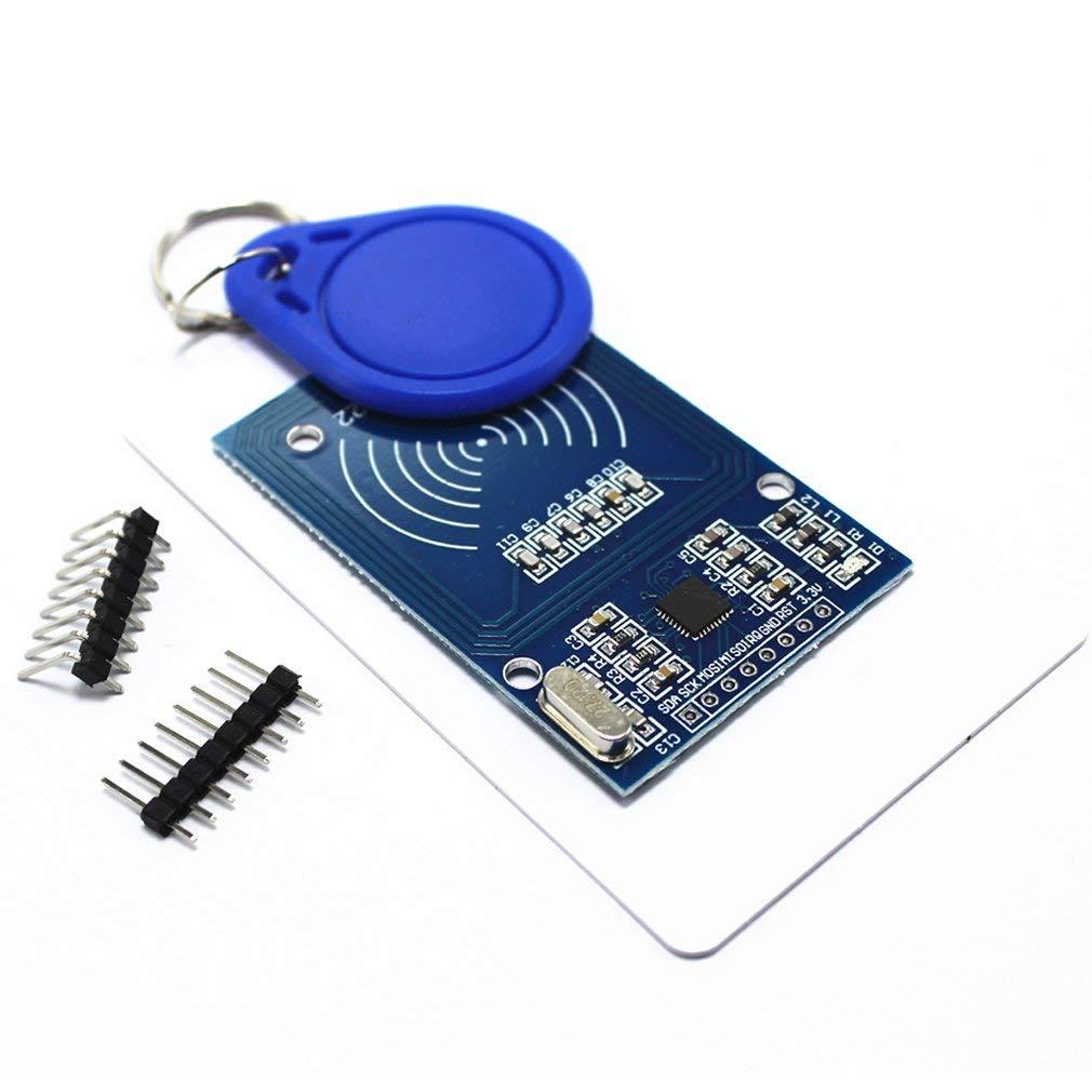 MFRC RC522 MFRC-522 RFID IC Card Reader Module MFRC522 S50 RF Card Module
