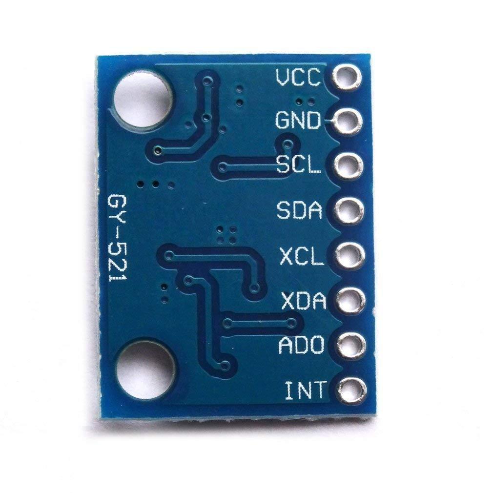 MPU-6050 6 DOF 3 Axis Accelerometer Gyroscope Sensor Module GY-521 for Arduino