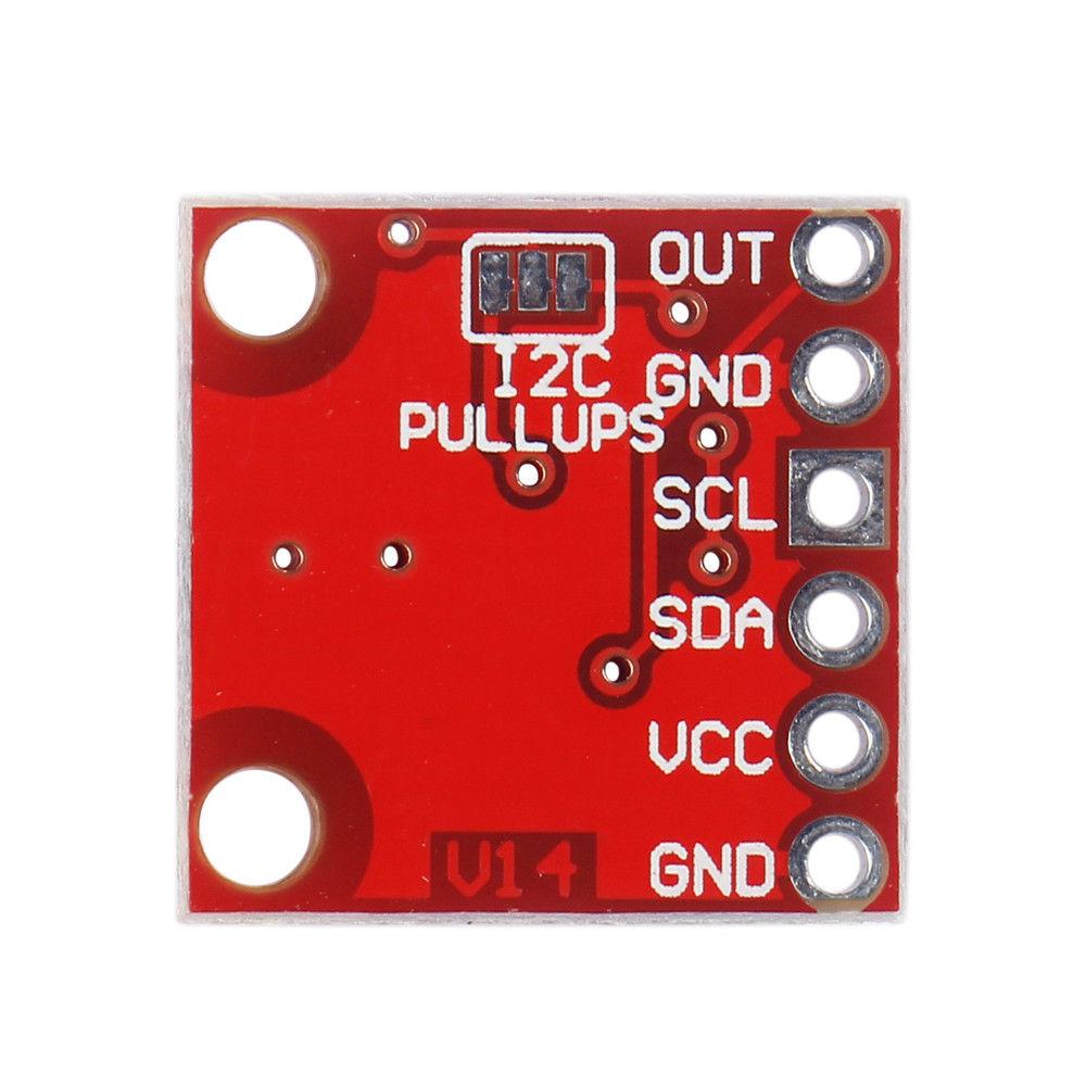 MCP4725 12 Bit 2.7V-5.5V I2C DAC Module Development Board for Arduino