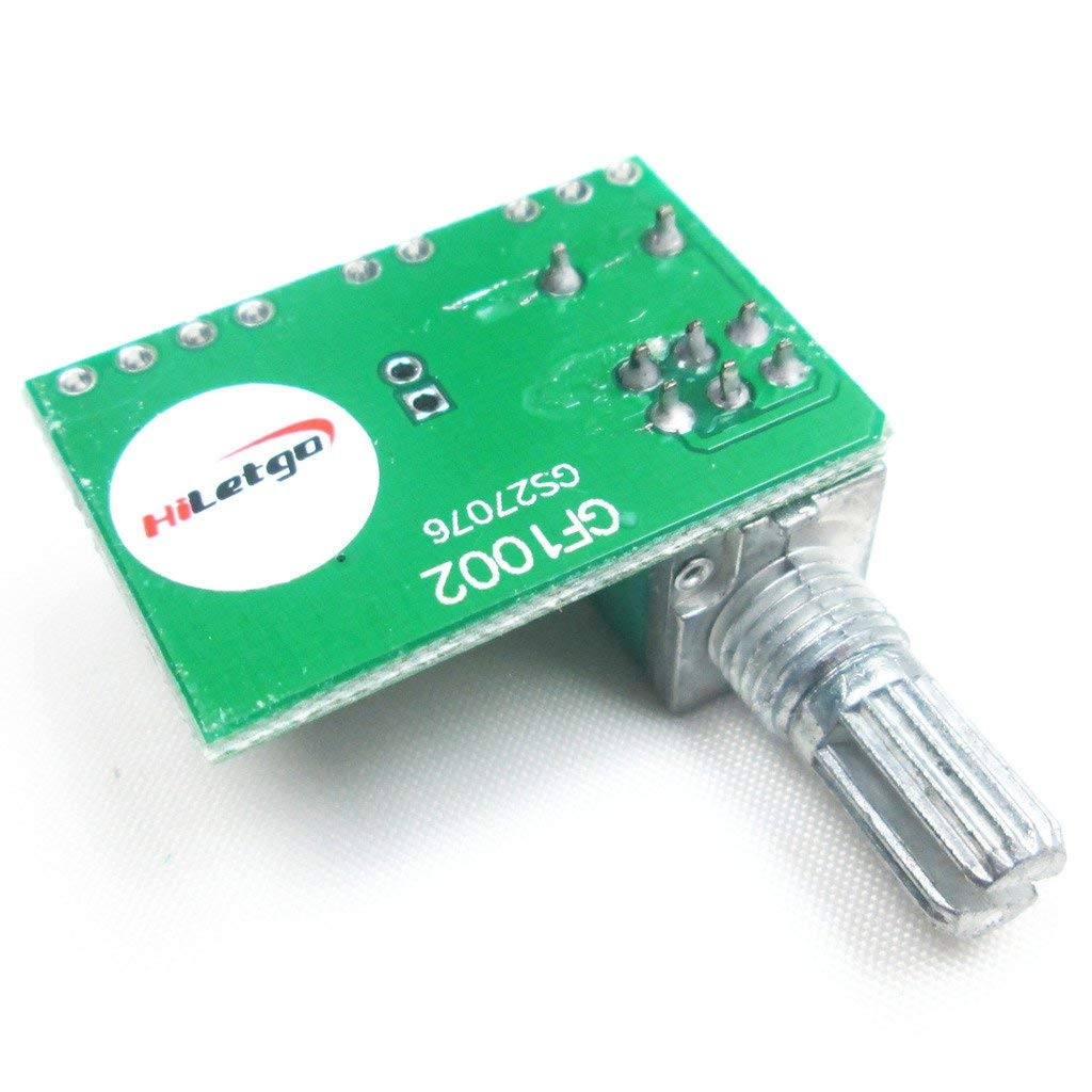 PAM8403 Super Mini 5V 3W*2 Digital Amplifier Board USB Powered Volume Control