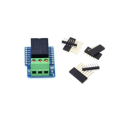 D1 mini Relay Shield 5V D1 mini Relay Module for WeMos D1