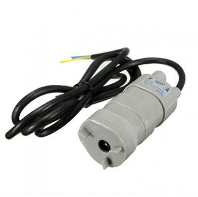 5M High Head DC Water Pump Submersible Motor 14L/Min 840L/H DC12V 1.2A