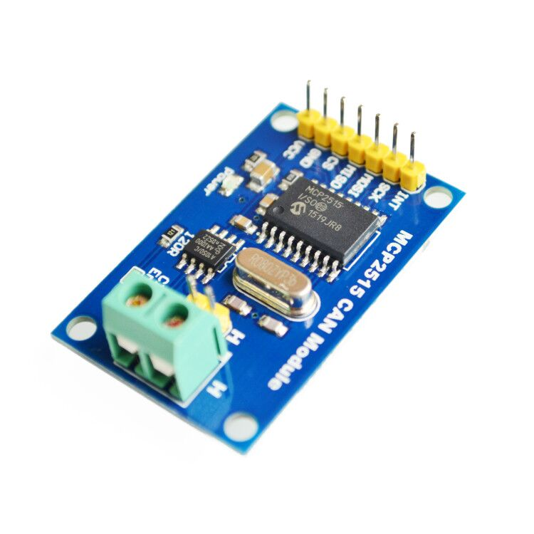 MCP2515 CAN Bus Module TJA1050 Receiver SPI Module for Arduino AVR