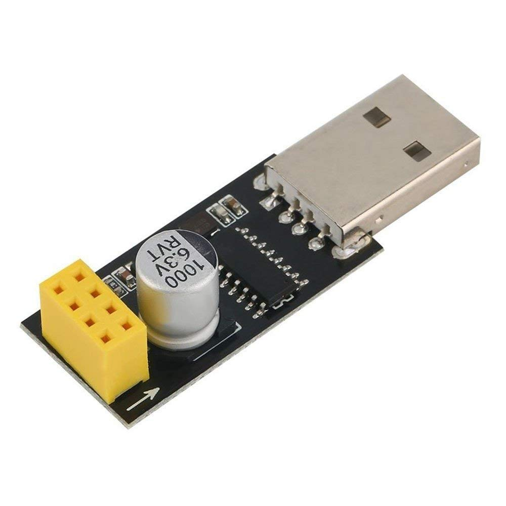 3pcs USB to ESP8266 Serial WIFI Module WIFI Adapter Wireless Development Board CH340