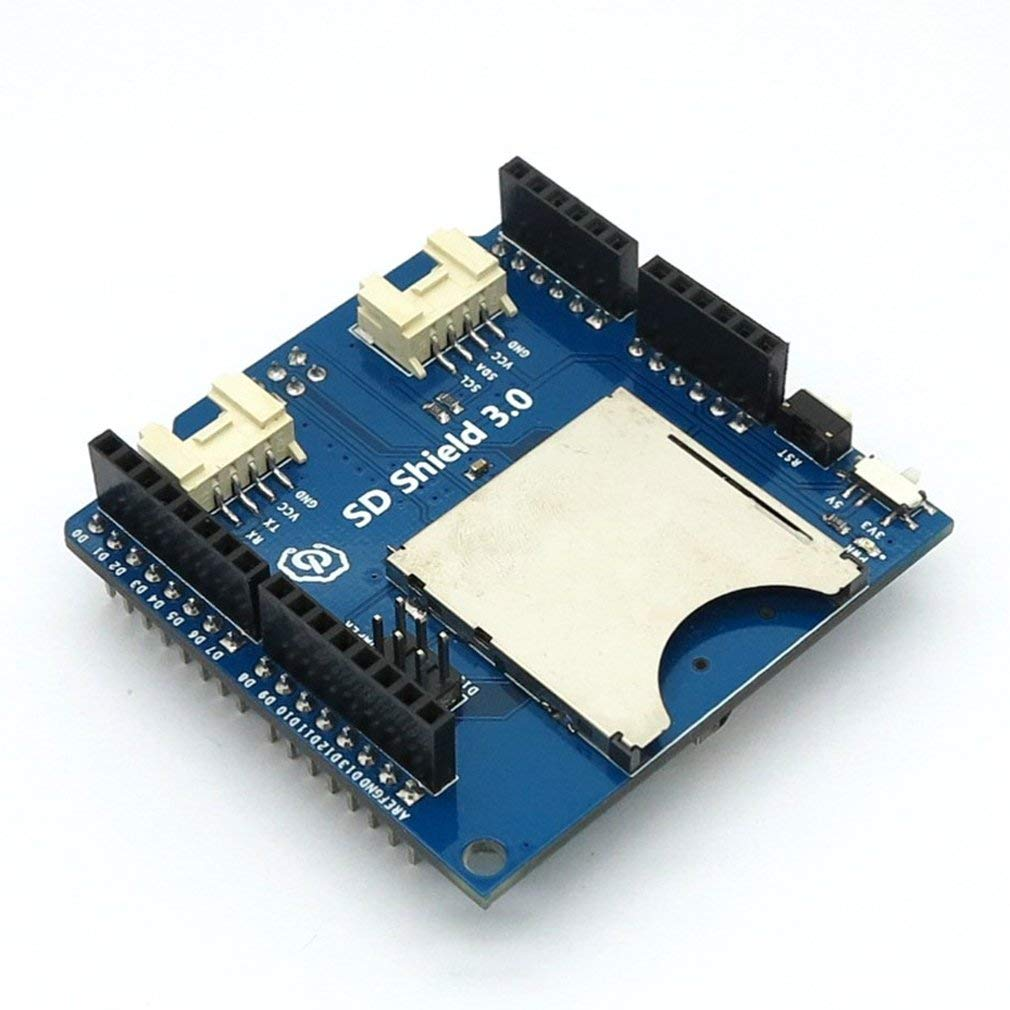 Stackable SD Card and TF Card Shield for Arduino UNO R3 Arduino Mega 2560