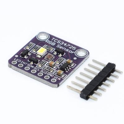 TCS-34725 TCS34725 RGB Color Light Sensor Colour Recognition Module For Arduino