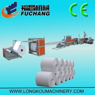 PS Foam Sheet Roll Extruder