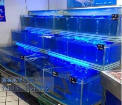 常德生鲜店海鲜池