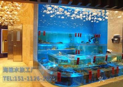 株洲酒店海鲜池