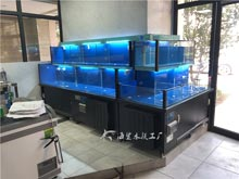 长沙社区生鲜超市移动式组合海鲜池
