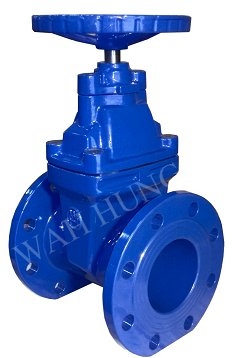 WH010-C Soft-seal Gate Valve