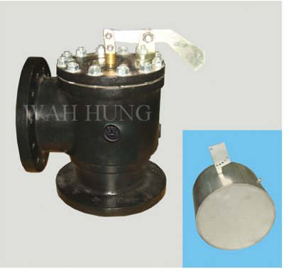 WH024B Cast Iron Equilibrium Ball Float Valve