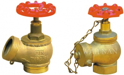 WH053 USA Pin Fire Hydrant