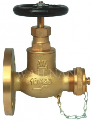 WH058 Marine Bronze Hose Globe & Angle Valves