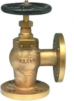 WH056 Marine Bronze Globe & Angle valves