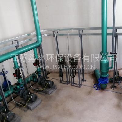 新泰正大焦化废水项目