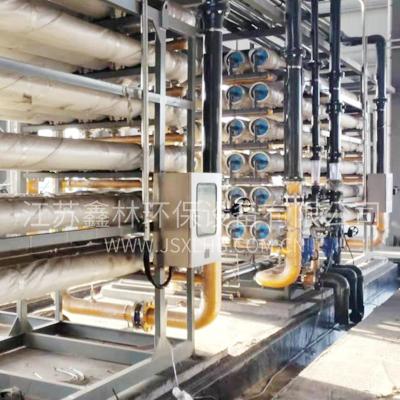广纳红缨综合废水处理(在建项目)