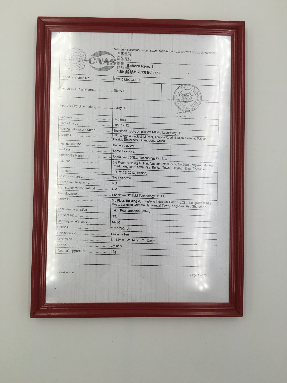 IEC62133-SSL-ICR14430