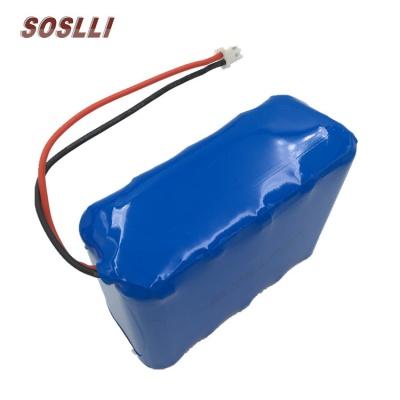 SOSLLI客户定制电池组