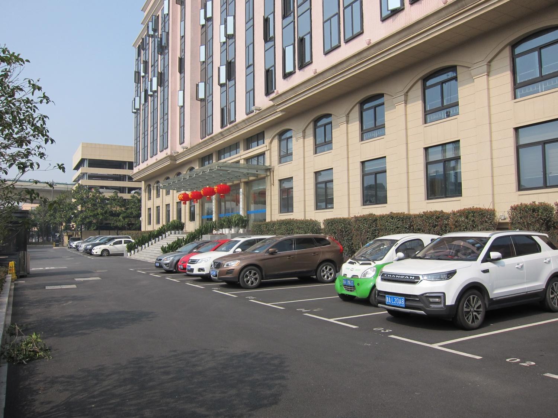 杭州市城管委办公大楼装修改造工程