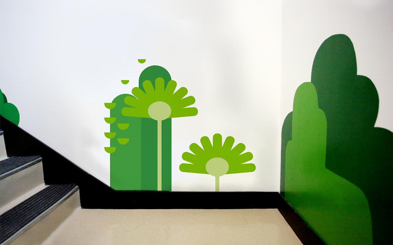 #教育品牌VI设计欣赏#卡通风格的儿童教育品牌全套VI设计