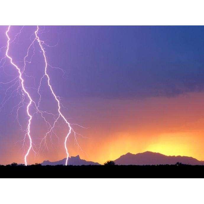 雷电防护安全指引