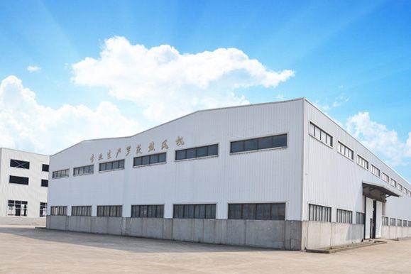江蘇富資機械廠房
