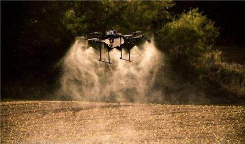 Agricultural plant protection drone common faults and treatment methods