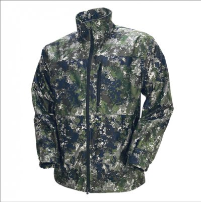 Functional Soft Shell Hunting Camouflage Jacket