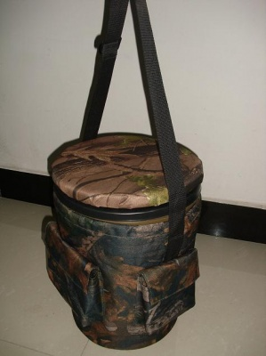 Camo Bucket Hunting Seat