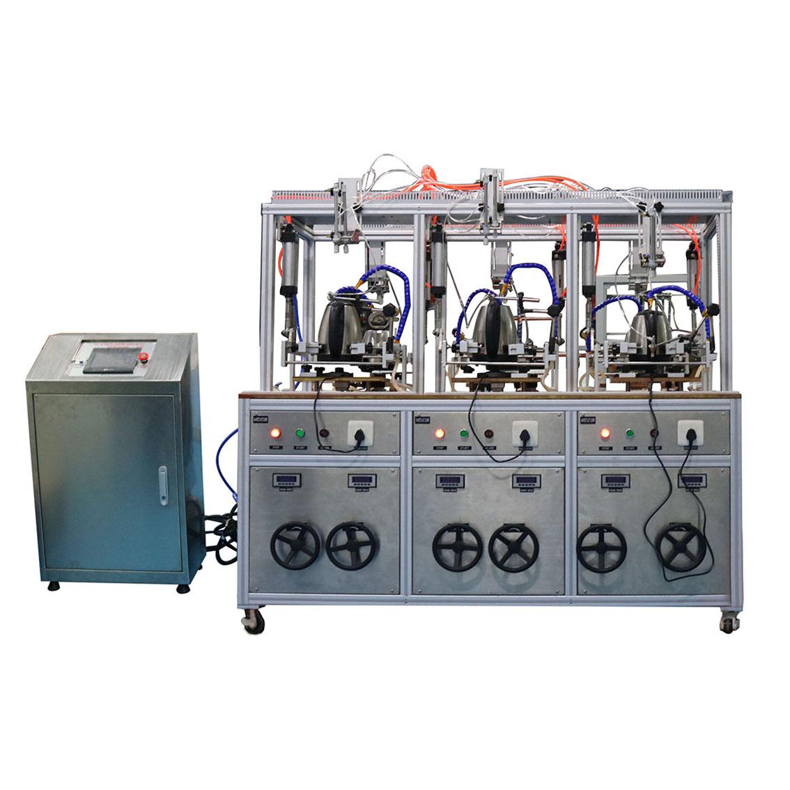全自动水壶性能综合测试装置JAY-5221