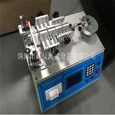 卧式插拔力寿命试验机 JAY-7609F