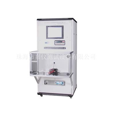 电动汽车充电桩连接器温升试验系统
