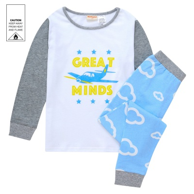 AW1914 Baby Boys Cloud Pyjama Set