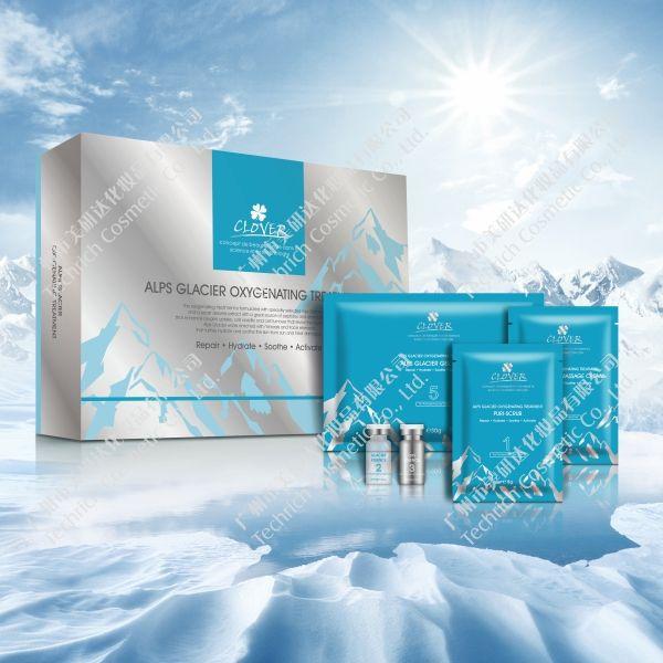 冰川水补氧护肤套盒