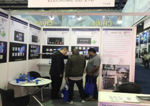 Paticipated in 2017 Automechanika Johannesbury Fair hold in South Africa