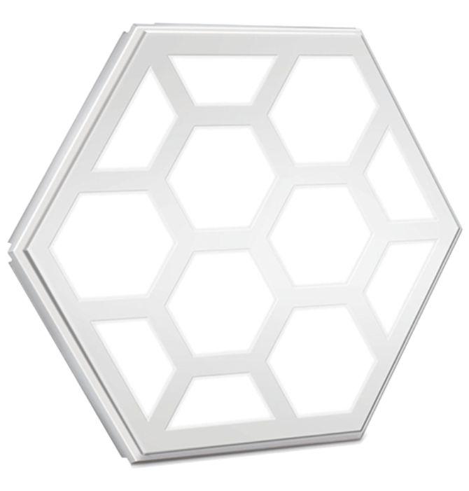 六边形板蜂巢灯(LED天花灯)