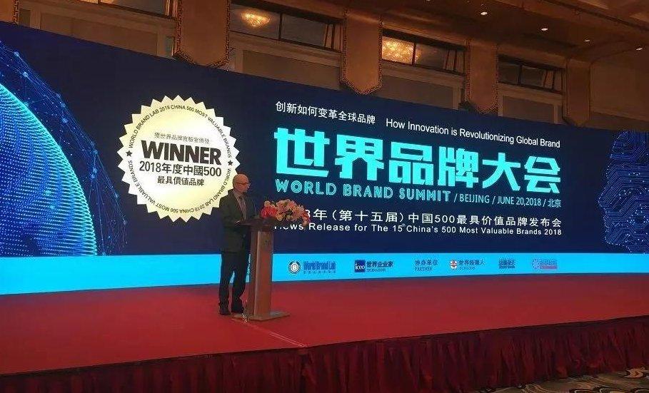 门窗荣登第十五届中国500强品牌榜