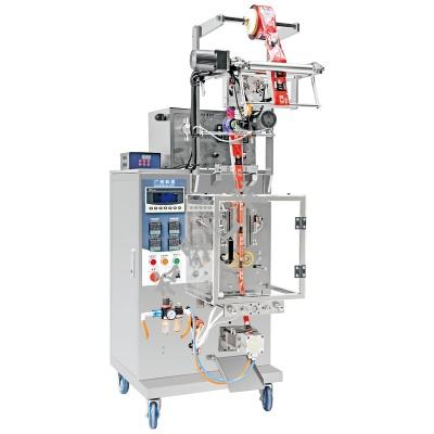 HY-YBY50/YBF50/YBK50拉轮款圆角液体/粉剂/颗粒包装机