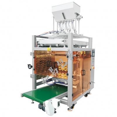 HY-Y720全自动多列四边封液体包装机
