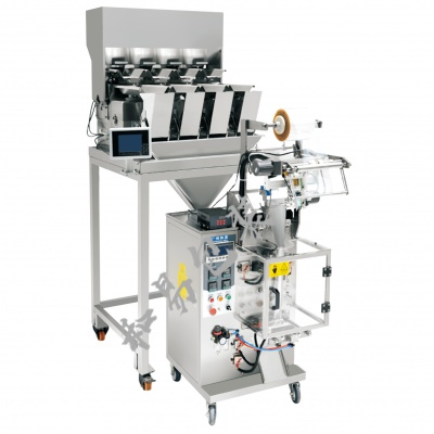 HY-BC51线性秤式颗粒包装机