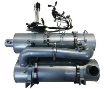 双降型SCR尾气后处理系统