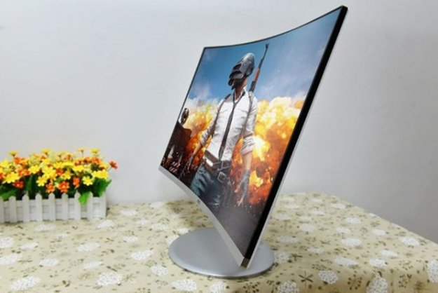 Stunning appearance performance is extraordinary AOC C32V1QDS surface display evaluation