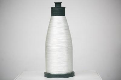 E-glass fiber textile yarn (twisted)