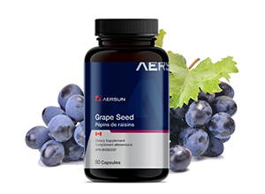Grape Seed Capsule 葡萄籽油膠囊