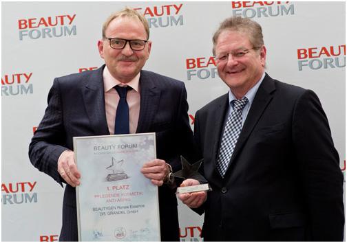 德國奧美一舉榮膺三項國際權威美容金獎
