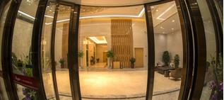 玻璃感应门的种类及安装步骤