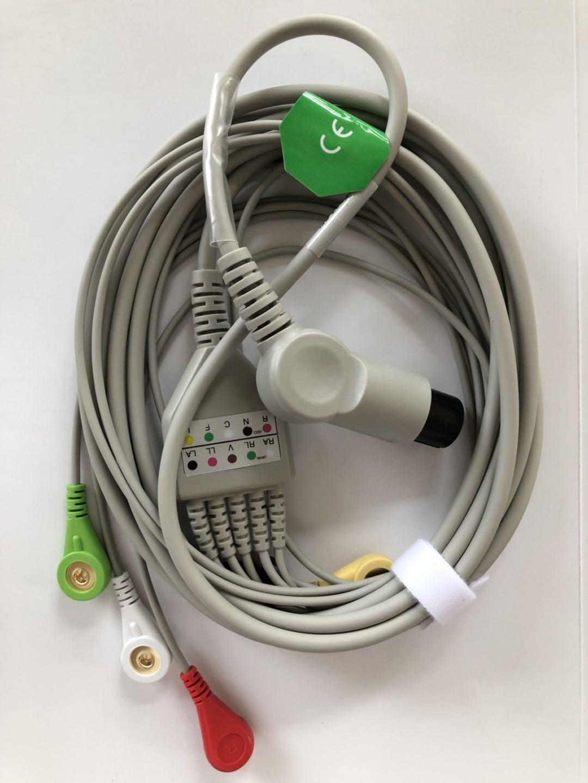 5导心电导联线-欧标